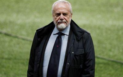 De Laurentiis: «James quiere venir al Napoli, Rodrigo no»