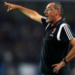 Sarri: «El portero titular en la Juventus será Szczesny»