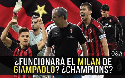 ¿Funcionará el AC Milan de Marco Giampaolo?