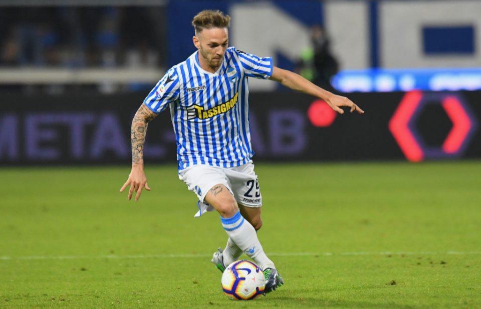 OFICIAL I Manuel Lazzari, nuevo jugador de la Lazio