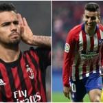 ¿Suso o Correa? El Milan debe elegir