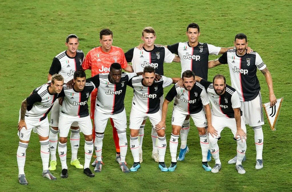 Los salarios de los jugadores de la Juventus 2019-20