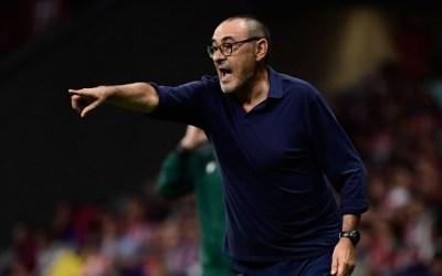 Sarri: «Esta Juventus no jugará como mi Napoli»