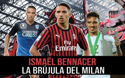 Análisis I Ismaël Bennacer, la brújula del Milan
