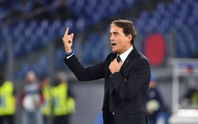 Mancini: «Creo que no estamos tan lejos de las mejores selecciones»