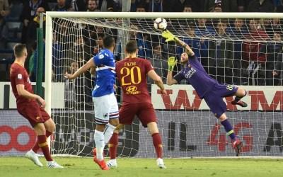 Previa Serie A I Sampdoria vs AS Roma