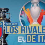 OFICIAL I Italia ya conoce sus rivales para la EURO2020