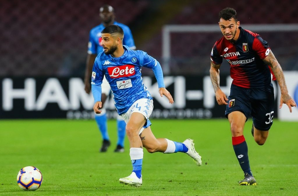 Serie A I Previa Napoli vs Genoa