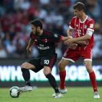 Calhanoglu: «Me gustaría jugar algún día en el Bayern o en el Dortmund»
