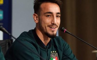 Castrovilli: «Espero ir con Italia de forma habitual»