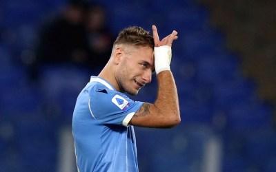 Immobile: «La Lazio merece jugar la Champions League»