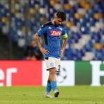 Los aficionados del Napoli cargan contra los jugadores