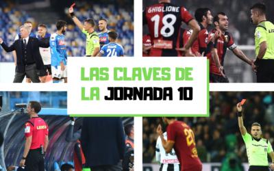Vídeo I Análisis de la jornada 10 de la Serie A 2019-20
