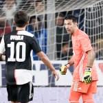 Buffon: «¿El récord de Maldini? Lo que me interesa es mi rol»