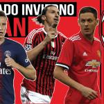 ¿Qué debe fichar el Milan en el mercado de enero?