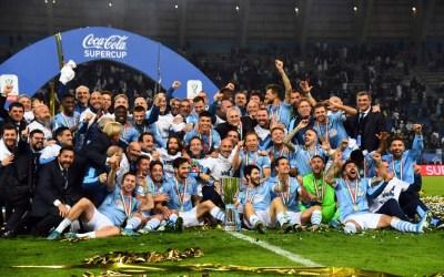 «Esta Lazio puede hacer realidad los sueños»