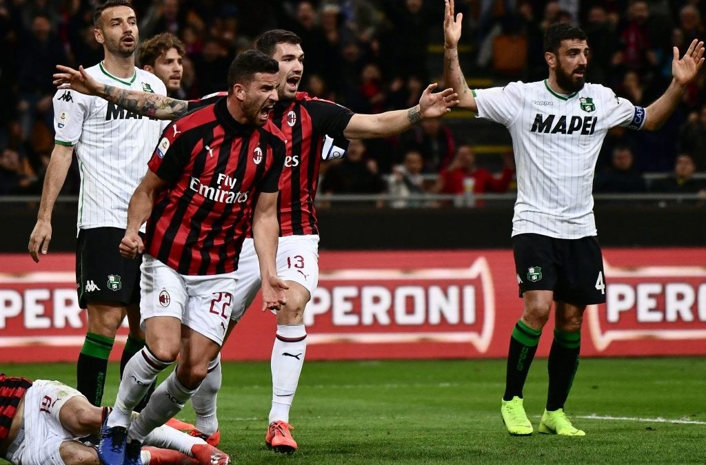 Previa Serie A I AC Milan vs Sassuolo