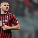El Milan se plantea 'devolver' a Rebic al Eintracht este invierno