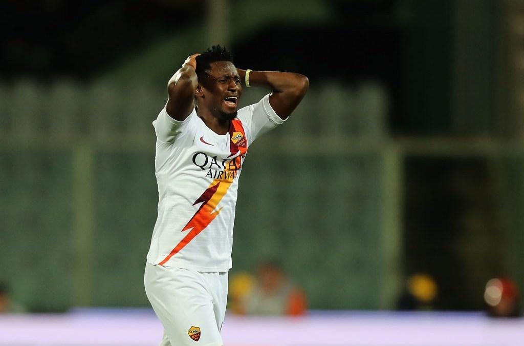 Nueva lesión en la Roma: Diawara, K.O
