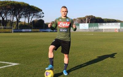 Lobotka: «Llegar al Napoli es un paso adelante en mi carrera»