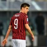 El Milan no venderá a Piatek por menos de 35 millones