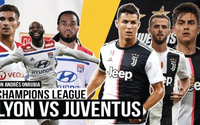 Las claves del Olympique de Lyon vs Juventus