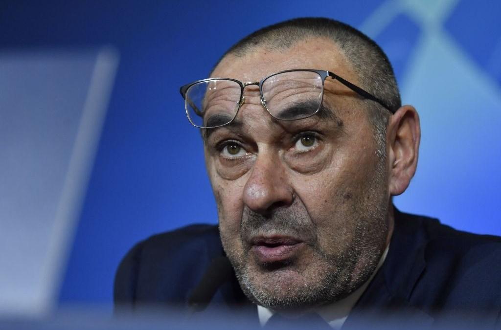 Sarri: «Este es un proyecto de 3 años en la Juventus»