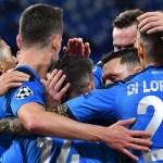 OFICIAL I Lista del Napoli para la Champions League