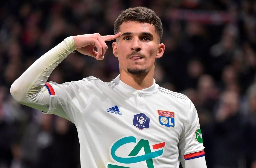 Aulas, presidente del Olympique Lyonnais: «Me gustaría que Aouar acabara en la Juventus»