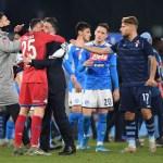 Gattuso podría dar la portería del Napoli a Ospina y Meret tiembla por ir a la EURO