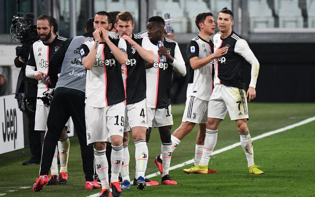 OFICIAL I La Juventus acuerda con los jugadores el ahorro de 90 millones en salarios