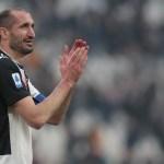Chiellini y la idea de que se convierta en directivo de la Juventus