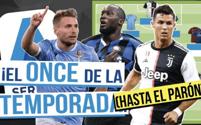 El mejor once de la Serie A 2019/20 (hasta el parón)