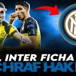 ¿Cómo encaja Achraf Hakimi en el Inter? I El análisis