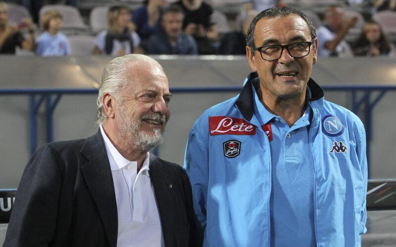 De Laurentiis enciende la final de Coppa: «Sarri me traicionó»