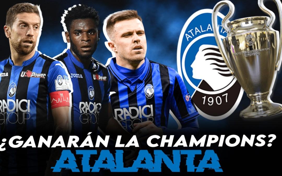 Análisis I ¿Es la Atalanta favorita a ganar la Champions?