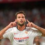 La Lazio fija uno de sus objetivos en Sevilla: Franco Vázquez