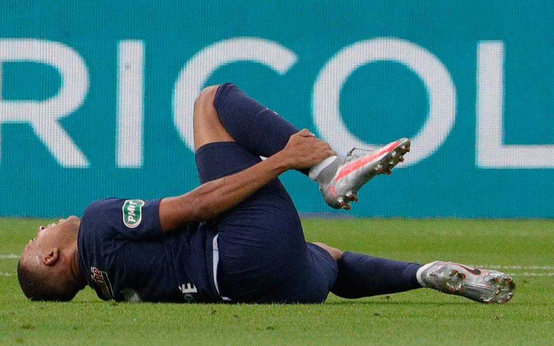 El PSG pierde a una de sus estrellas para la Champions: Kylian Mbappé