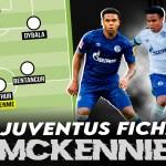 La Juventus ficha a McKennie: ¿el suplente perfecto?
