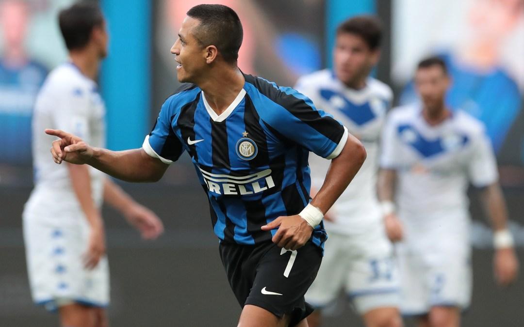 OFICIAL   El Inter ficha a Alexis Sánchez de forma permanente