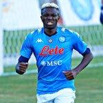 🎥 Victor Osimhen ilusiona al Napoli de hat-trick en hat-trick