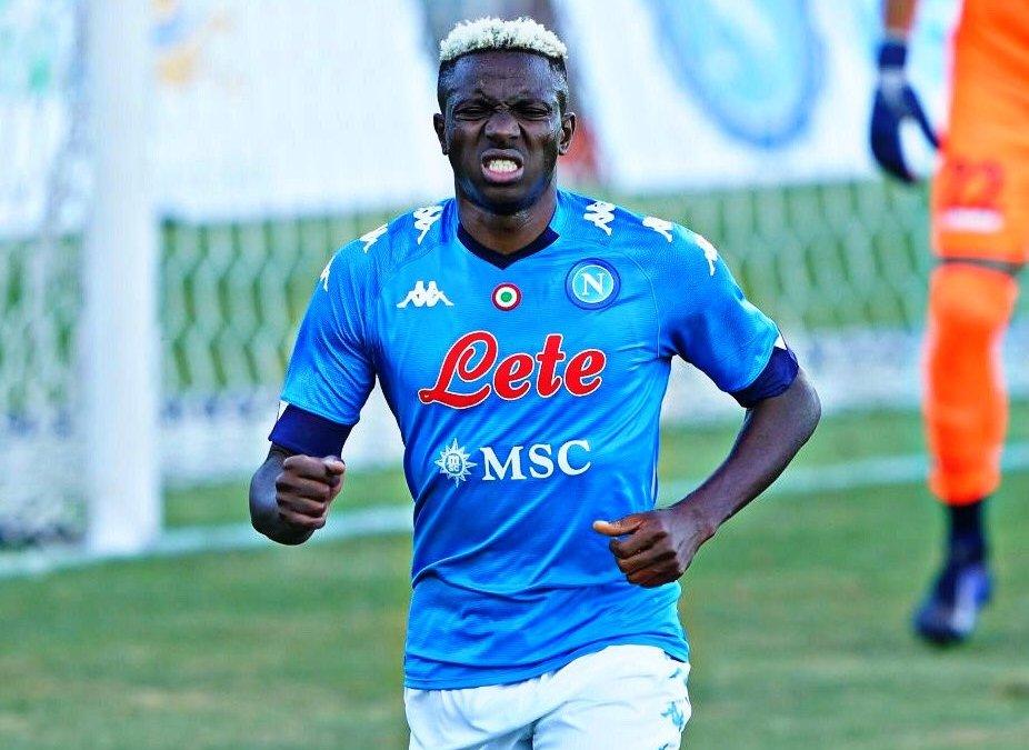 Victor Osimhen Ilusiona Al Napoli De Hat Trick En Hat Trick Soy Calcio