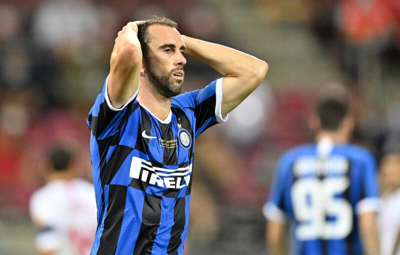 ¡Diego Godín deja el Inter y se marcha al Cagliari!