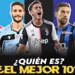 ¿Quién es el mejor '10' del fútbol italiano?