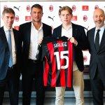 OFICIAL I El Milan ficha a una joven estrella noruega: Jens Petter Hauge
