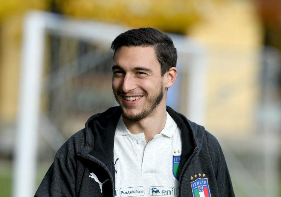 OFICIAL I El Inter ficha a Matteo Darmian