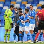 El Napoli-AZ de Europa League en riesgo de suspenderse