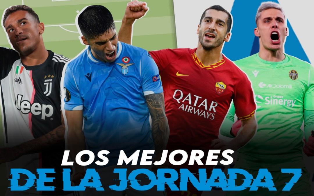 Lo mejor de la jornada 7 en la Serie A 2020/21