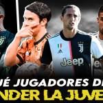 ¿Qué debe vender la Juventus…? ¿Dybala, Rabiot…?
