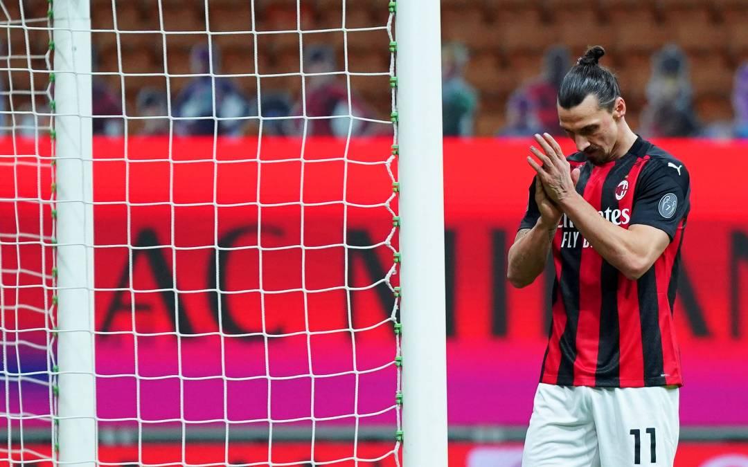 Ibrahimovic: «¿La derrota? Sin excusas ¿Manduzkic? habla poco»